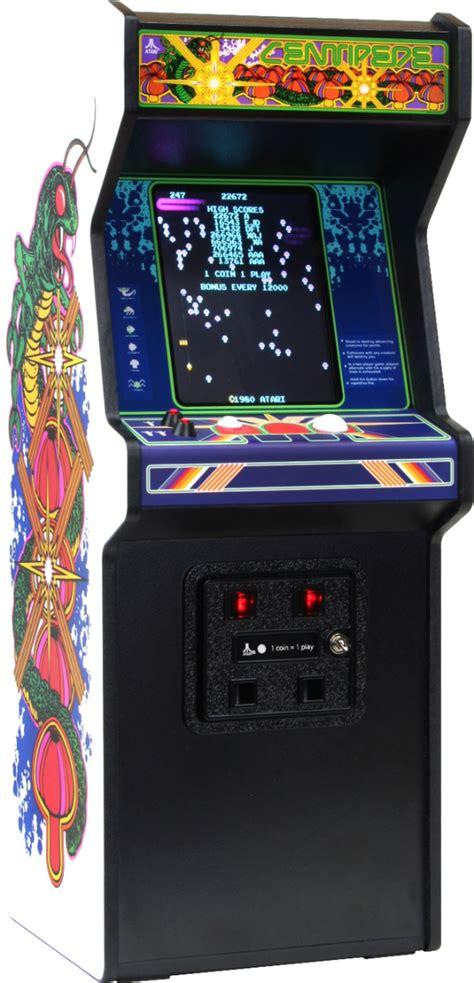 Replicade Amusements Centipede Video Game Cabinet Ra At