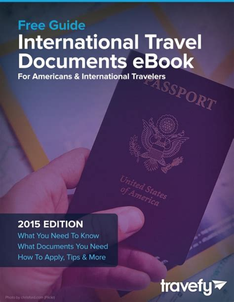 guide  international travel documents