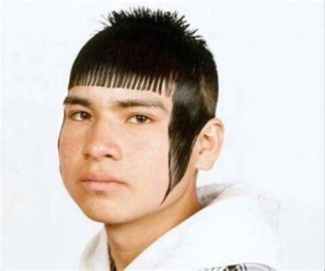 jenis haircut cowok  sebaiknya jangan kamu ikutin