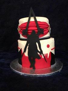 Assassin's Creed cake by Jen May Cakes! Kick-ass! | Party ...