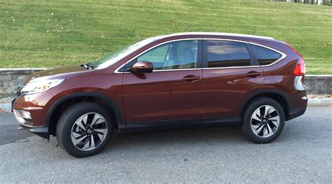 Honda Crv Reviews by Review 2015 Honda Cr V Gets Updated Styling Inside And