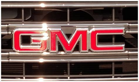 Gmc Logo Meaning And History [gmc Symbol]