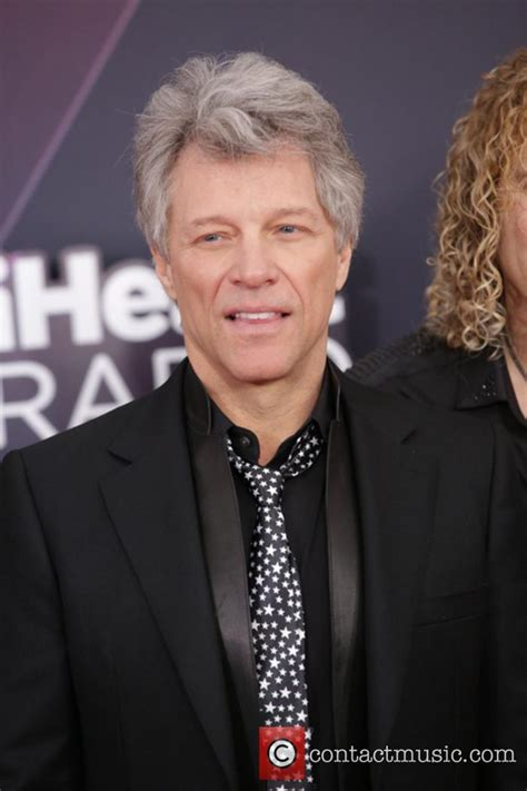 Jon Bon Jovi Iheartradio Music Awards Pictures