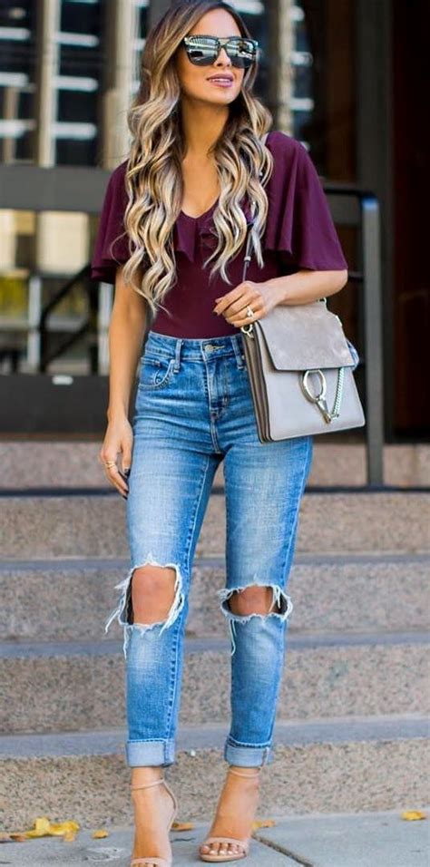 Best 25+ Casual dinner outfits ideas on Pinterest | Work skirts Cute blouses for work and Women ...