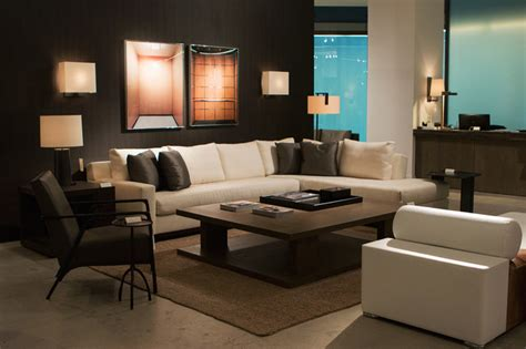 Canap Christian Liaigre Christian Liaigre Contemporary Living Room Los