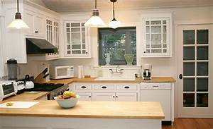 kitchens with butcher block counters kitchen decor With kitchen cabinet trends 2018 combined with cheap 3 piece canvas wall art