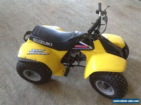 Suzuki Four Wheeler For Sale suzuki 4 wheeler 50cc for sale in australia