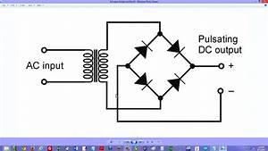 Full Wave Rectifier Circuit Diagram  U2014 Untpikapps