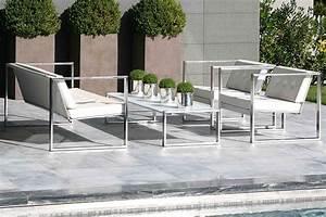 Mobilier Exterieur Design : terrasse et demeure mobilier ext rieur design en bretagneterrasse et demeure mobilier ~ Teatrodelosmanantiales.com Idées de Décoration