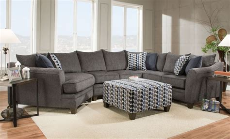 The Living Room Or Not by Albany Slate 3 Sectional Living Room