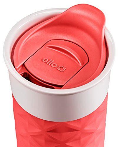 ello ogden bpa  ceramic travel mug  lid  oz