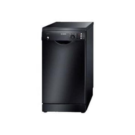 lave vaisselle a poser bosch silenceplus sps50e36eu lave vaisselle pose libre 45 cm noir achat prix fnac