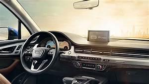 Audi Q7 Interieur : q7 q7 audi france ~ Nature-et-papiers.com Idées de Décoration