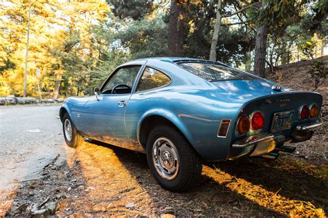 Opel Gt 1970 by Never Drive Your Heroes Vol 4 1970 Opel Gt Adventures