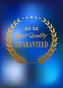 Best Quality Guaranteed Product Golden Label Or Emblem
