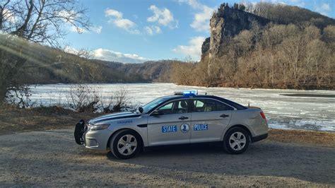 virginia virginia state police ford interceptor sedan