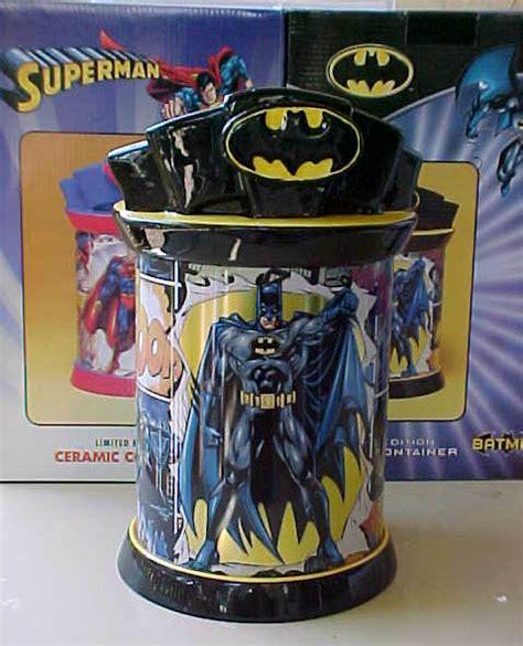 batman kitchen accessories batman cookie jar 1511