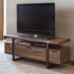 Shop Scott Living Atticus Hazelnut TV Cabinet at Lowes com