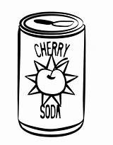 Coloring Soda Pages Drinks Coke Drawing Drink Soft Clipart Colouring Printable Cliparts Template Clip Printables Templates Getcolorings Clipartmag Getdrawings sketch template