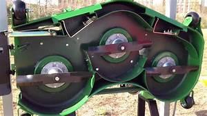 John Deere Mulch On Demand Mower Deck