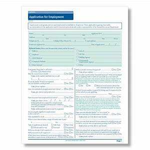 california state compliant job application With california job application template