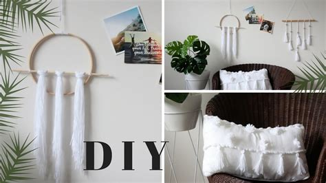 Diy Boho/minimalist Room Decor! (tumblr/pinterest Inspired Santa Claus And Christmas Tree Decorations Without A Medical Shatterproof Ornaments Red Ribbon Common How To Flock Real 3 Pre Lit