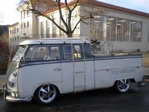 1966 Volkswagen Double Cab