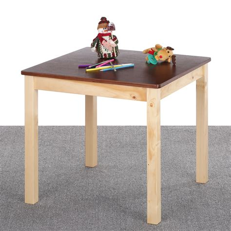 solid wood activity table online buy wholesale wooden table children from china