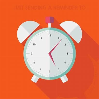 Reminder Daylight Ends Clock Saving Change Card