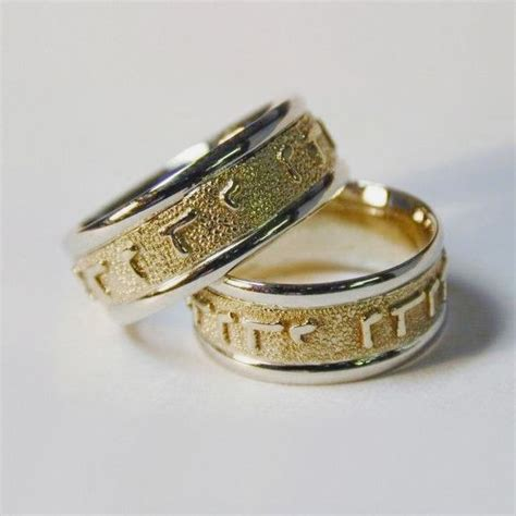 crafted quot song of solomon quot wedding bands by bill reidsema designs custommade