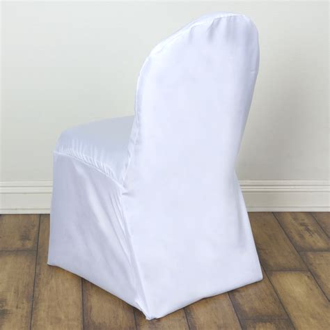 50 pcs Polyester Banquet CHAIR COVERS Wedding Reception