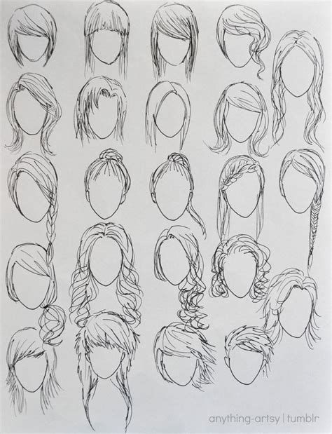 draw anime characters step  step  beginners