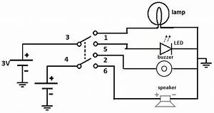 Spst Rocker Switch Wiring Diagram