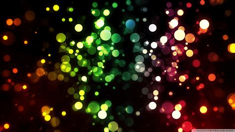 colorful lights hd desktop wallpaper high definition