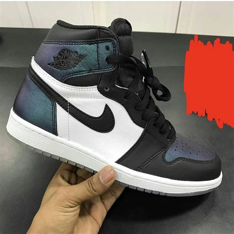 Air Jordan 1 All Star Chameleon 2017 Release Sole Collector