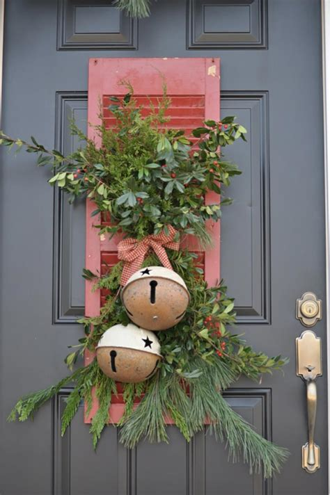 decoration noel entree