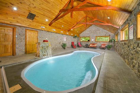 smoky mountain cabins with indoor pools the best smoky mountain cabins with indoor pools for your