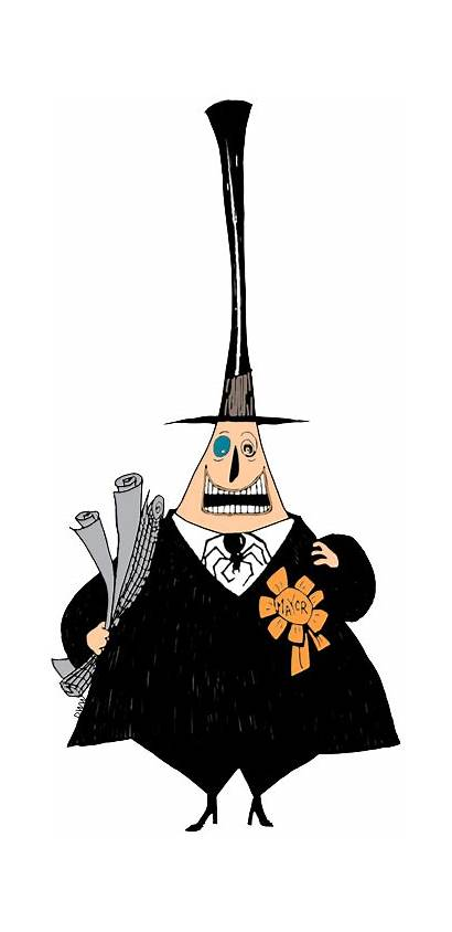 Mayor Nightmare Before Clip Zero Skellington Jack