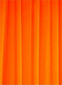 Image Gallery neon orange