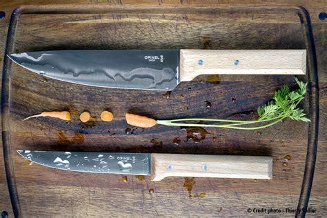 opinel cuisine couteaux de cuisine coutellerie brossard