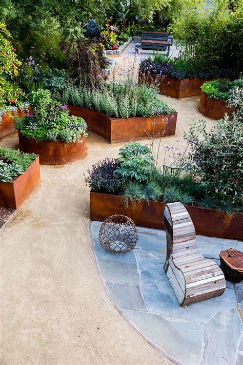 Ideas For Backyard Gardens by Small Backyard Ideas For An Edible Garden Sunset Magazine