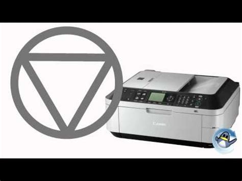 Where Is The Resume Button On Hp Printer by Error B200 Canon Pixma Mp640 Reset Funnycat Tv