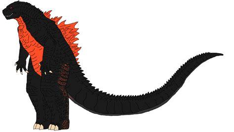 Godzilla 2019 Kotm Shma By Nerdyproffessa Deviantart