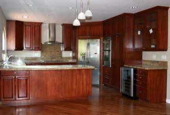 assemble kitchen cabinets kitchens 1369
