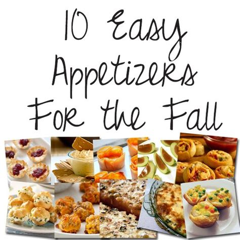 autumn appetizers easy fall appetizers you should try this year yummy yum yum pinterest olives pillsbury