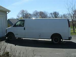1999 Chevrolet Express Cargo - Pictures