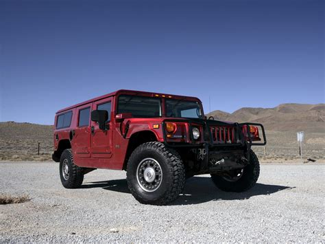 H1 Hd Picture by Hummer H1 Alpha Wagon 2005 06