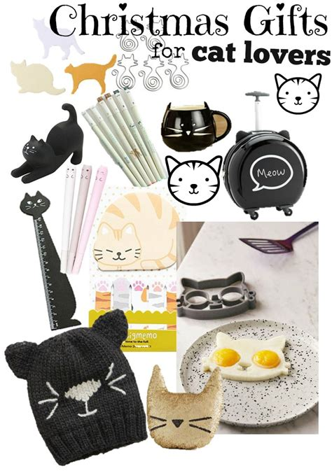 christmas gifts for cat lovers chic everywhere
