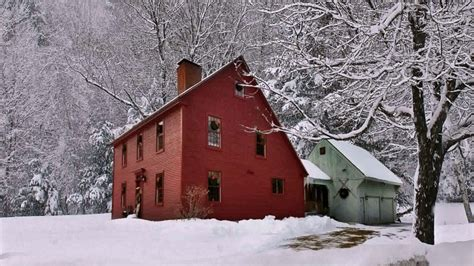 New England Style Saltbox House Plans Youtube
