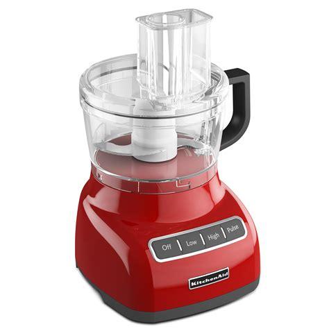cuisine cup kitchenaid kfp0711cu 7 cup food processor contour silver